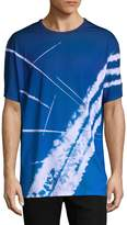 Y-3 Men's Aop Cotton T-Shirt