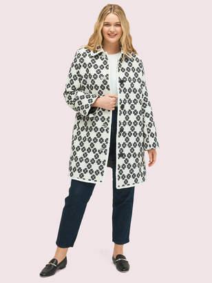 Kate Spade Spade Tweed Coat