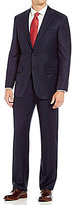 Hart Schaffner Marx Chicago Classic-Fit Striped Suit