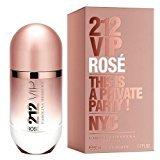 Carolina Herrera 212 Vip Rose Eau de Parfum Spray for Women, 1.7 Ounce