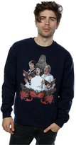 Star Wars Men's Christmas Carols Sweatshirt