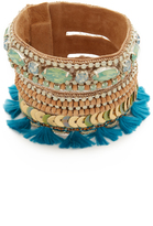 Deepa Gurnani Deepa by Ova Bracelet