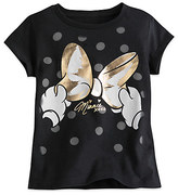 Disney Minnie Mouse Bow and Signature Tee for Girls