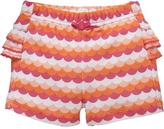 Old Navy Ruffle-Back Jersey Shorts for Baby