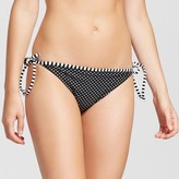 Mossimo Women's Cheeky String Bikini Bottom