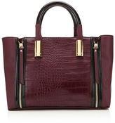 Lipsy Double Zip Grab Bag