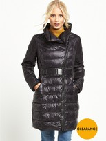 Long Down Coat - ShopStyle UK