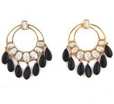Isharya Polki Mirror Earrings