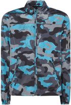 Replay Camouflage-print Jacket