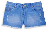 Calvin Klein Girls 7-16 Girls Cutoff Jean Shorts