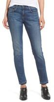 Rag & Bone Women's The Dre Released Hem Slim Boyfriend Jeans