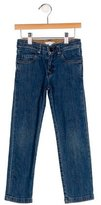 Little Marc Jacobs Girls' Mid-Rise Skinny Jeans