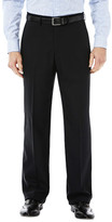Haggar Expandomatic Stretch Dress Pant - Classic Fit, Flat Front, Expandomatic Waistband