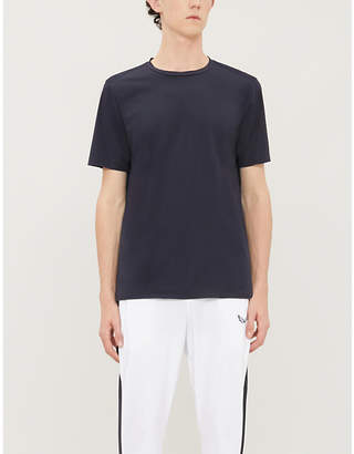 CASTORE Pilson brand-print stretch-jersey T-shirt