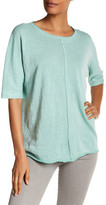 Lafayette 148 New York Relaxed Self Edge Sweater