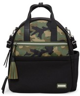 Skip Hop Infant Nolita Neoprene Diaper Backpack - Green