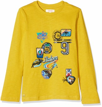 Catimini Boys' CP10044 TEE Shirt M/L Long-Sleeved Top