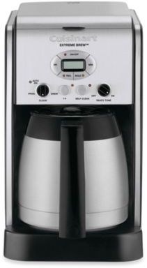 Cuisinart Extreme BrewTM 10-Cup Programmable Coffee Maker