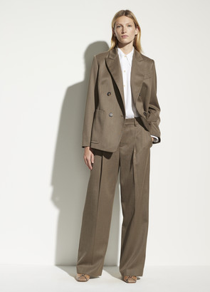 Vince Tailored Twill Pant