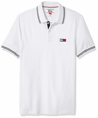 Tommy Hilfiger Men's THD Short Sleeve Polo Shirt