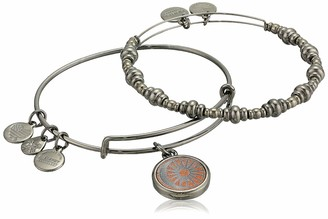 Alex and Ani Women's Cosmic Balance Set of 2 Bracelet