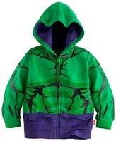 EkarLam® Children Kids Boys Hero Cosplay Winter Fleece Hoodies Jacket Coat