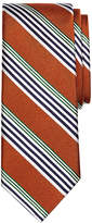 Brooks Brothers Sidewheeler Music Stripe Tie