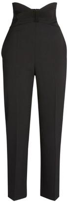 RED Valentino Tuxedo Stripe Slim Trousers