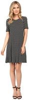 Culture Phit Elenor Striped Short Sleeve Dress