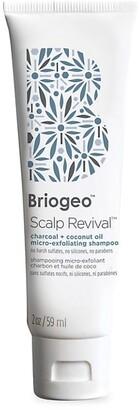BRIOGEO Scalp RevivalTM Charcoal + Coconut Oil Micro-Exfoliating Scalp Scrub Shampoo