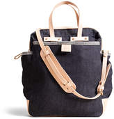 Orox Leather Co. Viator Denim Carryall Tote Bag