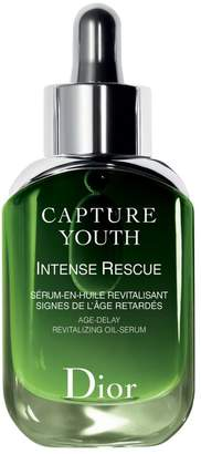 Christian Dior Capture Youth Intense Rescue Age-Delay Revitalizing Oil-Serum
