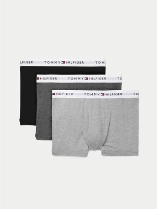 Tommy Hilfiger Cotton Classics Trunk 3PK