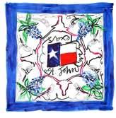 St. John loves Texas Scarf