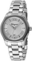 Salvatore Ferragamo Lungarno Collection FQ1940015 Men's Stainless Steel Quartz Watch