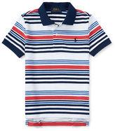 Ralph Lauren Boys 2-7 Striped Polo