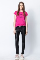 Zadig & Voltaire Members Only Skinny T-Shirt