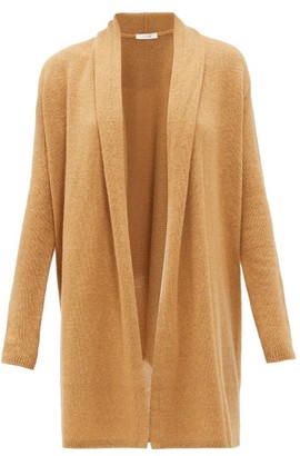 The Row Marndi Cashmere Waterfall Cardigan - Womens - Camel