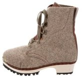 Vivienne Westwood Clog Army Boots