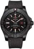 Breitling Titanium Avenger Blackbird Watch 44mm
