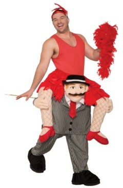 BuySeasons BuySeason Women's Ride A Flapper Costume
