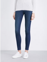 The White Company Symons high-rise skinny jeans