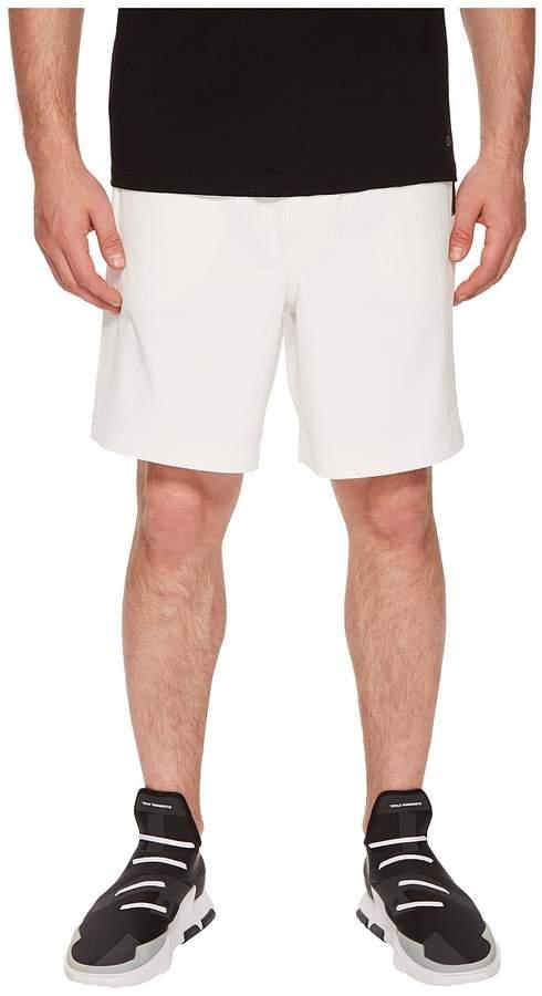 Yohji Yamamoto PU Shorts