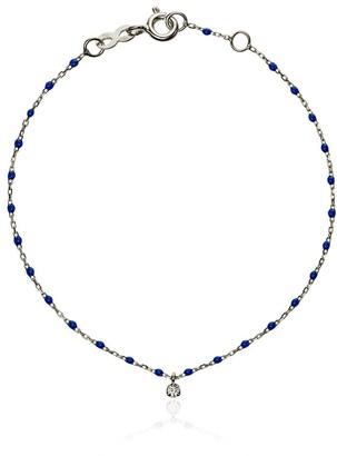 Gigi Clozeau WG diamond and white gold bracelet