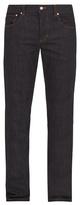Ami Mid-rise slim-leg jeans