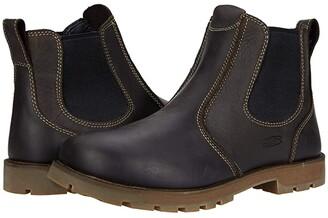 Keen Seattle Romeo (Soft Toe) (Cascade Brown/Black) Men's Shoes