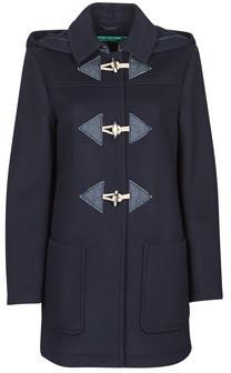Benetton 2BZP53655 women's Coat in Blue