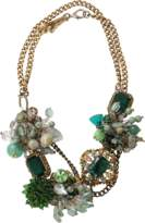 Subversive Jewelry Emerald Wreath Necklace