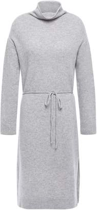 Vince Wool And Cashmere-blend Dress