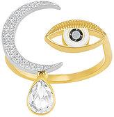 Swarovski Moon & Eye Ring